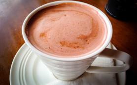 Шоколадный напиток
