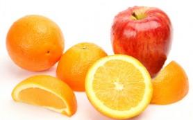 Cалат «Оранжевое настроение»