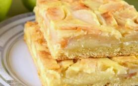 Яблочный пирог «Вкуснейший»