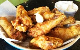 Рецепт жареной курицы по-корейски без глютена с соево-чесночным соусом