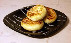 Сырники с ванилью