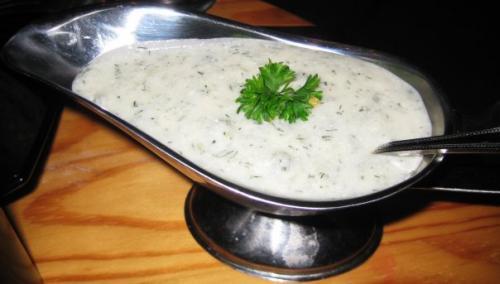 Соус к мясу из сметаны рецепт с пошагово