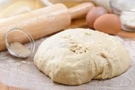 Быстрое тесто для печеных пирожков
