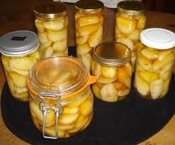 Груши в ванильном сиропе – рецепт на зиму