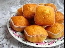 Простые и вкусные кексы со сгущенкой.