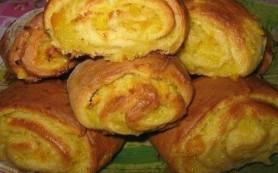 Песочное печенье – рецепт с апельсиновой начинкой
