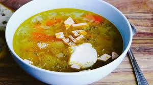Рецепт щавелевого супа с овсянкой