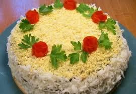 Печеночный торт «Пасхальный»