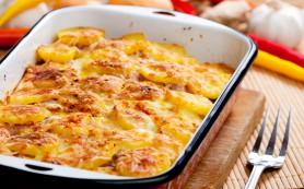 Самый вкусный картофель запеченный в духовке