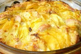 Куриное филе с чесноком и сыром.
