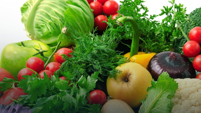 В правильном режиме важно количество и состав пищи.