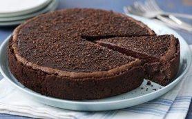 Торт MISSISSIPPI MUD (Грязь Миссисипи)