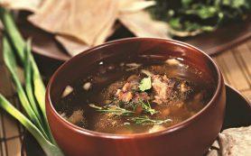 Армянское блюдо, под названием Хаш