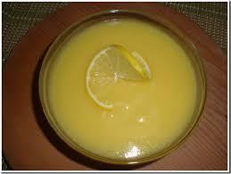 Вкуснейший лимонный крем.