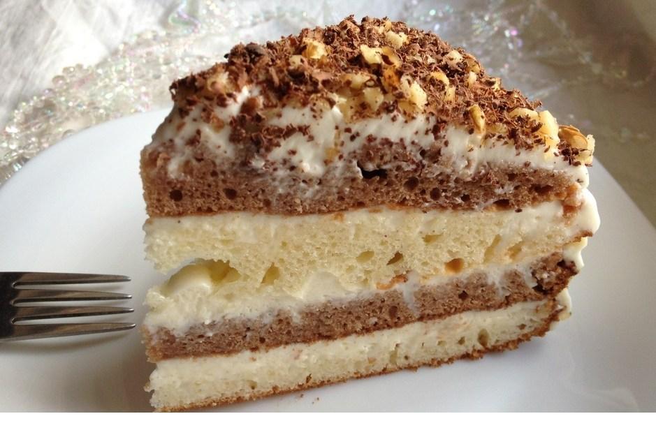 Рецепт классический торт