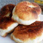 Пирожки на кефире без яиц