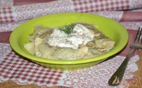 Вареники на пару: рецепт с картофельной начинкой