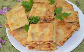 Блюдо дня: мясо в лаваше