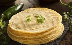 Рецепт мексиканской классической тортильи