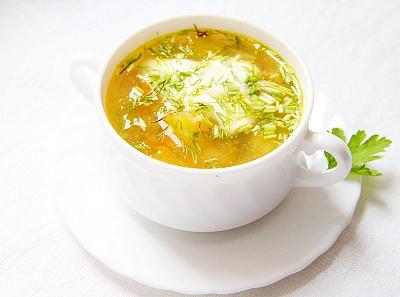 Суп-рассольник