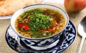 Суп из оленьих костей