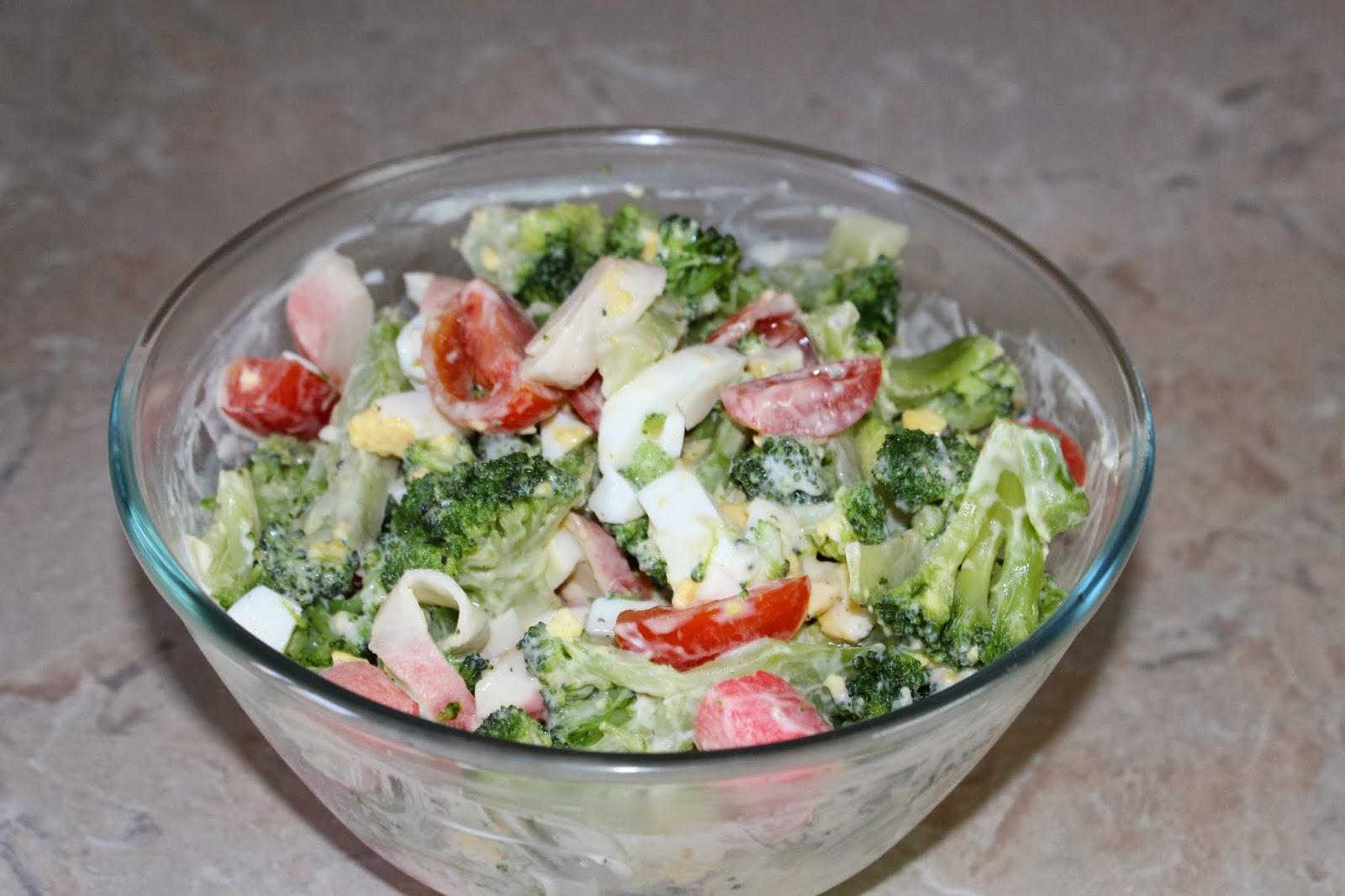 Салат с крабовыми палочками и перцем рецепт с