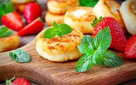 Идеальные сырники