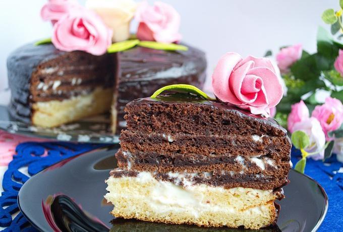 Торт «Тающее чудо»