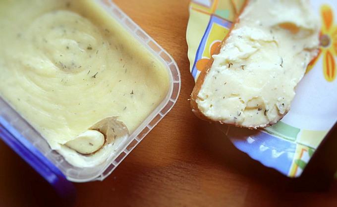 Домашний плавленный сыр из творога