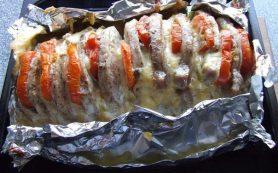 Мясо 'Гармошка'