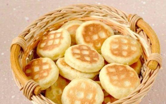 Печенье на сковородке