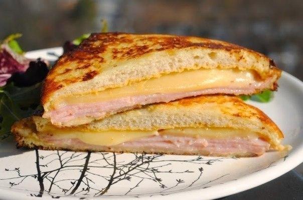 Сэндвич «Монте-Кристо»