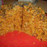 """Торт """"Муравейник"""" из печенья"""