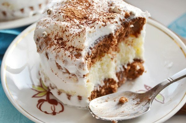 Пирожные «Баунти»