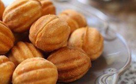 Вкус детства — печенье «Орешки»