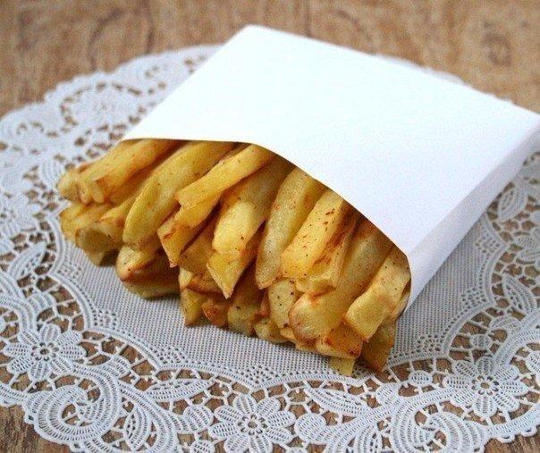 Картфель фри (без масла)