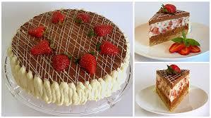 Пирожное «Клубника в шоколаде»