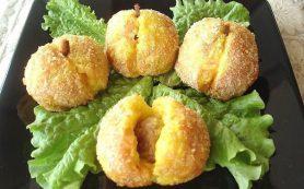 Картофельные «Персики»