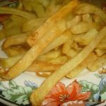 """Картофель """"фри"""" (без жира и масла)"""