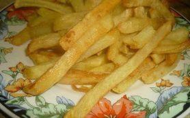 Картофель «фри» (без жира и масла)