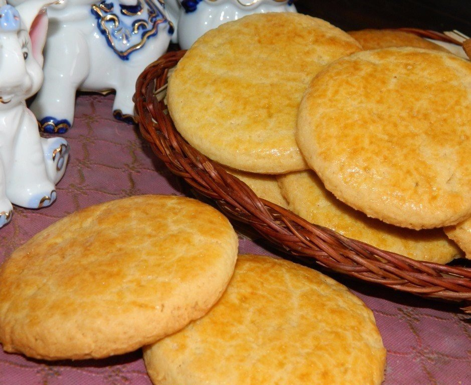 Кулураки (греческое печенье)