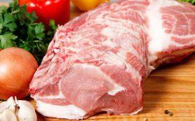 Ароматная запеченная свинина
