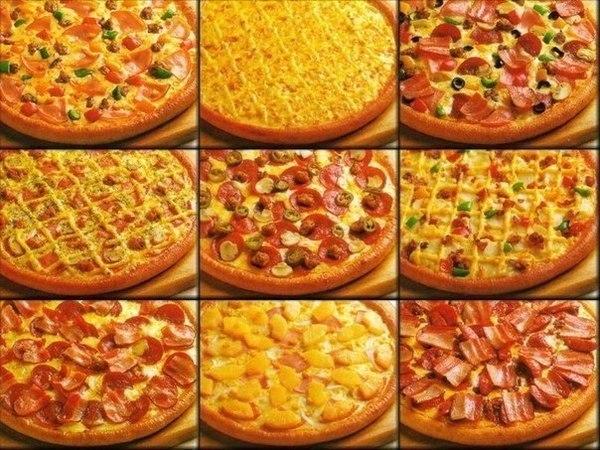 Как сделать идеальное тесто для пиццы
