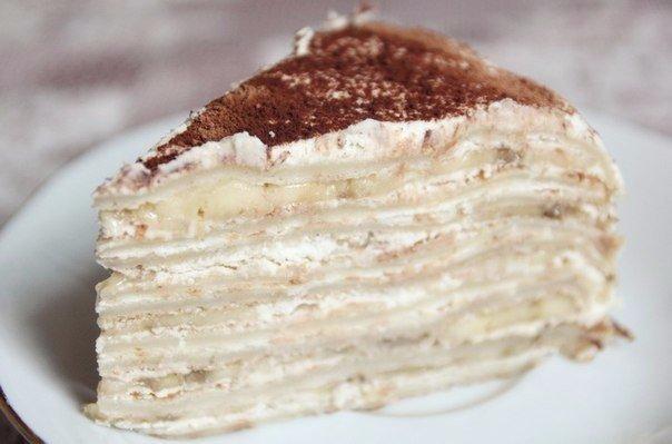 Быстрый тортик без выпечки