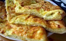 Быстрое хачапури на закуску