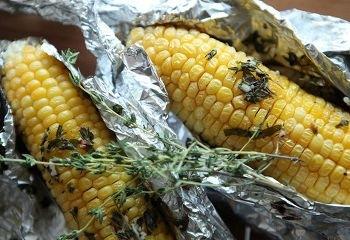 Кукуруза по домашнему
