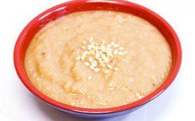 Ореховый соус японский