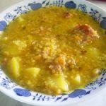 Суп на скорую руку
