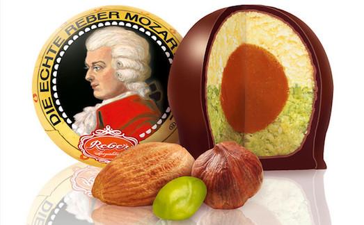 Конфеты Моцарт — сладкий символ Вены