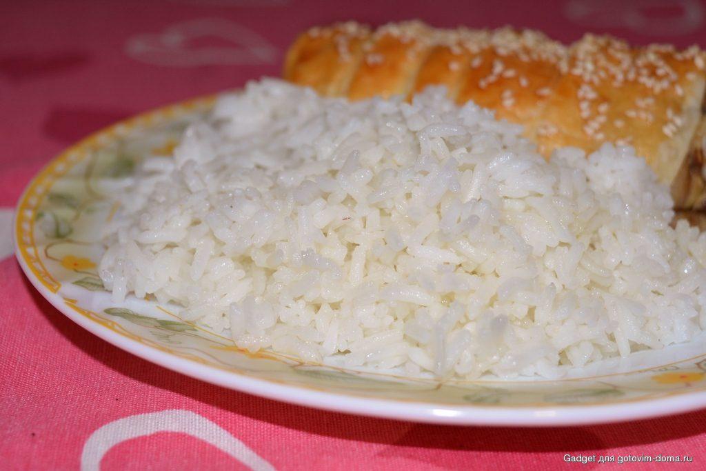 Всегда рассыпчатый рис